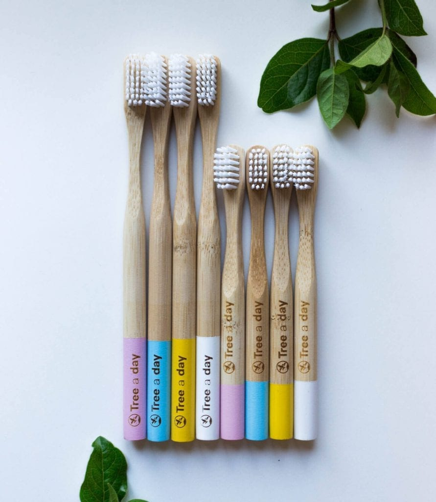 Image of Tree A Day toothbrush