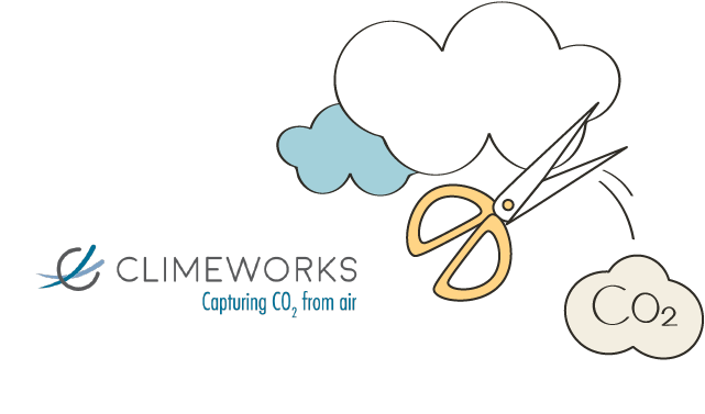 Image of Impact driven Swiss startups Climeworks